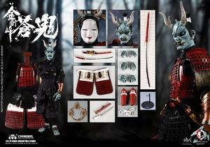 """Coo 1/6 Scale 12"""" Nightmare Series Zenki of Ikomayama NS004 Figure New NS004"""