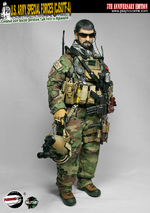 """Playhouse 1/6 Scale 12"""" 5th Anniversary Edition US Army Special Forces SW-PH014 SW-PH014"""