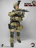 """Playhouse 1/6 Scale 12"""" US Navy Seal Team 10 Ten Action Figure SW-PH012 SW-PH012"""