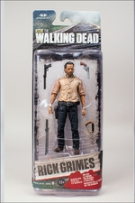 2014 McFarlane Toys The Walking Dead Series 6 Rick Grimes Action Figure WD-20