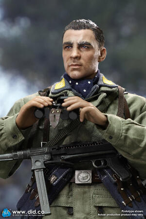 "1/6 Scale 12"" WWII Fallschirmj�ger Schmeling Action Figure D80146 D80146"