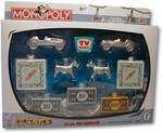 Monopoly Christmas or Party Lights 10 Piece Indoor Light Set New Sealed PL-01