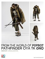 "3A ThreeA Toys BBICN Tomorrow Kings Ashley Wood 1/6 Scale 12"" Pathfinder Figure TK-01"