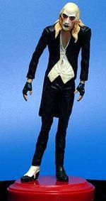 """2000 Vital Toys Rocky Horror Picture Show 25th Anniversary 8"""" Riff Raff Figure VitalToys-2"""