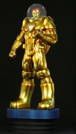 "Bowen Designs Marvel Iron Man Hydro Version 14"" Painted Statue Bow-01"