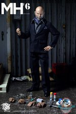 ZC World 1/6 Scale Mens Hommes Dark Blue Clothing Set VOL 006 ZC-06
