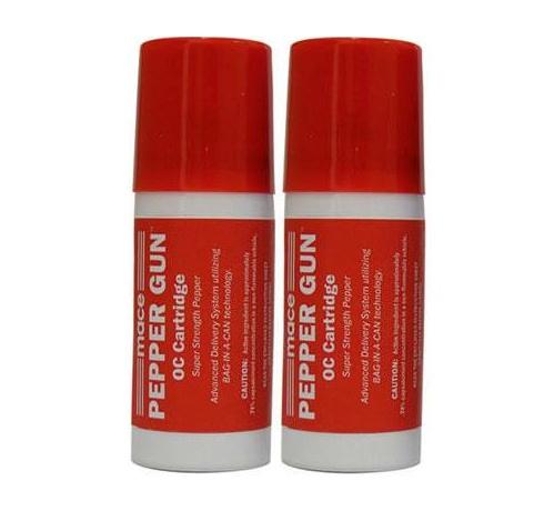 MACE® Pepper Gun Refill Cartridges #80421