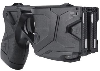 TASER X2 Pre-owned Law Enforcement Model Without Display 22002 Black #22004