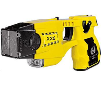 Yellow TASER® X26 Refurbished Law Enforcement Model #26051