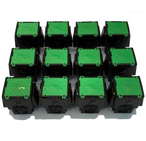 Green 25 Foot TASER® X26 Expired Cartridge - Quantity 12 44212