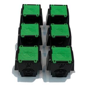 Green 25 Foot TASER® X26 Expired Cartridge - Quantity 6 44211