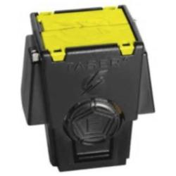 Yellow 15 Foot TASER® X26 Expired Cartridge 34221