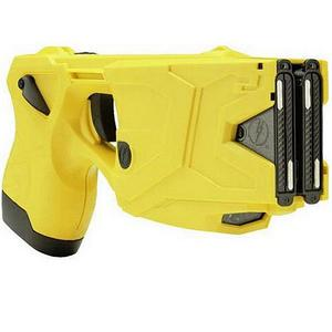 TASER X2 Pre-owned Law Enforcement Model 22002 Yellow 22007