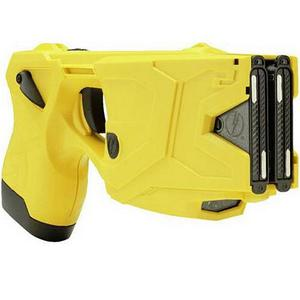 TASER X2 Pre-owned Law Enforcement Model Without Display 22002 Yellow 22005