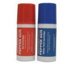 MACE® Pepper Gun - OC and Water Test Refill Cartridges 80422