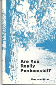 Are You Really Pentecostal? BK-000110