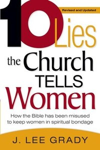 10 Lies The Church Tells Women BK3856