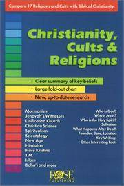 Christianity, Cults & Religions BK2476