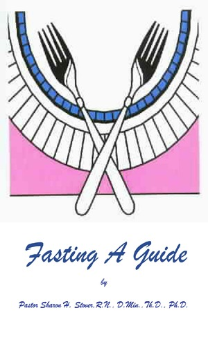 FASTING: A GUIDE BK-3694