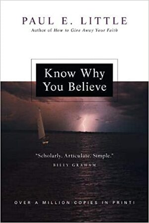 Know Why You Believe BK3834