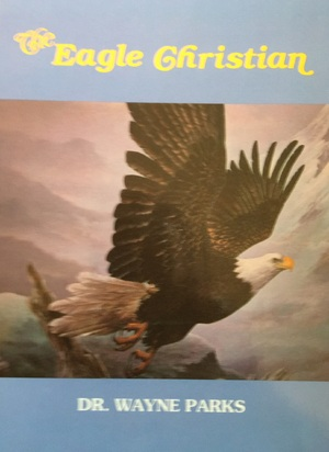 THE EAGLE CHRISTIAN BK1588